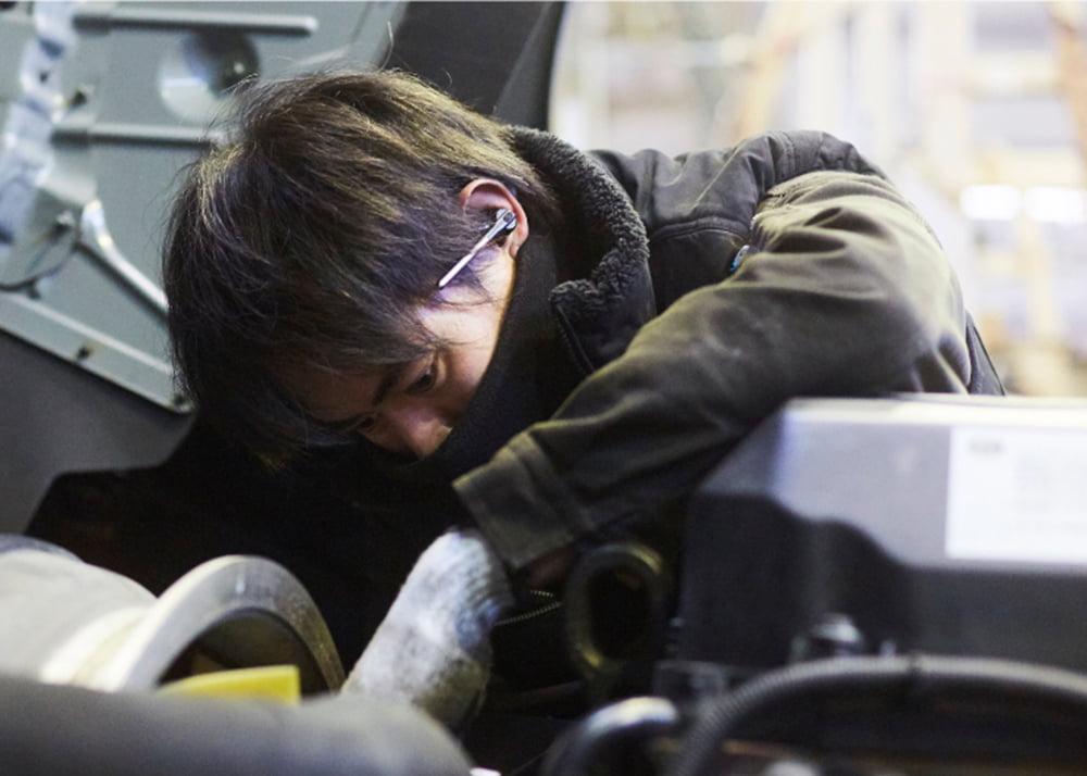 チン・カン:工場長(2012年入社 )